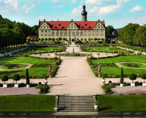 Schloss Weikersheim, (c) Staatliche Schlösser und Gärten Baden-Württemberg, Foto: Christoph Hermann