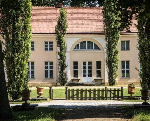 Schloss Paretz, (c) SPSG, Foto: Leo Seidel