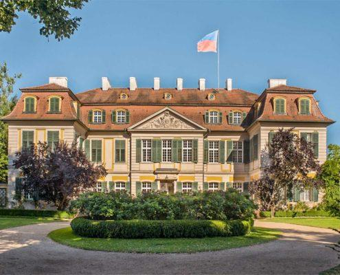 Schloss Dennenlohe, (c) Schloss Dennenlohe