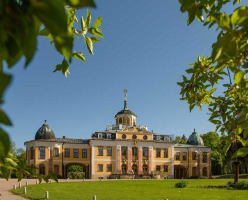 Weimar, Schloss Belvedere (c) Klassik Stiftung Weimar
