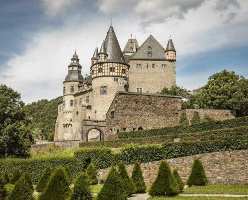 Burg Bürresheim (c) GDKE, Foto: Ulrich Pfeuffer
