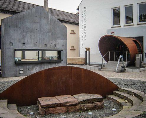 Archäologisches Schaufenster-Speyer (c) GDKE