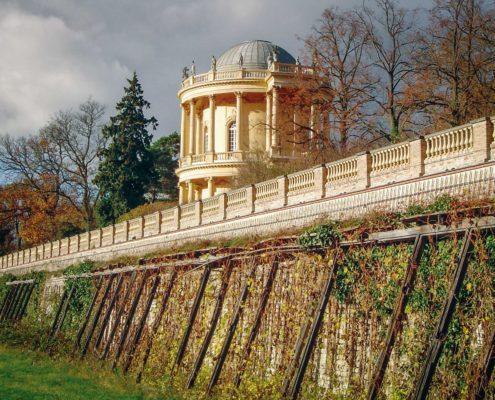 Belvedere auf dem Klausberg, Potsdam (c) Mosaikwerkstätten