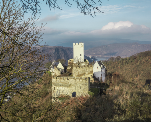 Burg Sterrenberg (c) GDKE