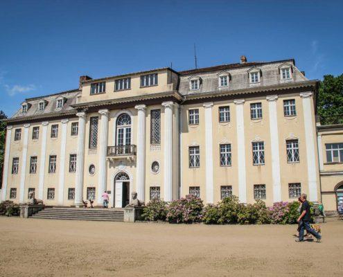 Neues Schloss Tangerhütte (c) Gartenträume Sachsen-Anhalt, Foto: Stephanie Elgert