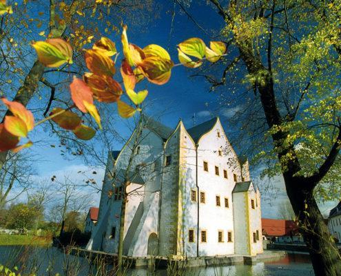 Wasserschloss Klaffenbach (c) www.schloesserland-sachsen.de, Foto: Thieme
