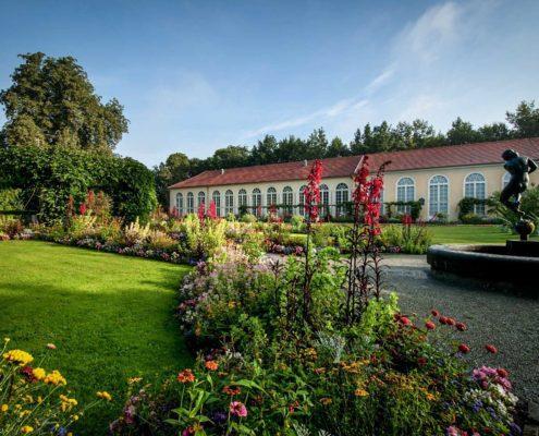 Neuer Garten, Orangerie, Potsdam (c) SPSG, Foto: Leo Seidel