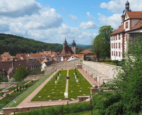 Schloss Wilhelmsburg, Schmalkalden (c) Stiftung Thüringer Schlösser und Gärten, Foto: Helmut Wiegel