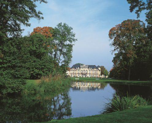 Schloss Molsdorf (c) Stiftung Thüringer Schlösser und Gärten, Foto: Constantin Beyer