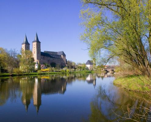 Schloss Rochlitz (c) Schlösserland Sachsen / Dittrich
