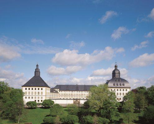 Schloss Friedenstein - Südseite 2012- (c) Stiftung Schloss Friedenstein Gotha - Lutz Ebhardt