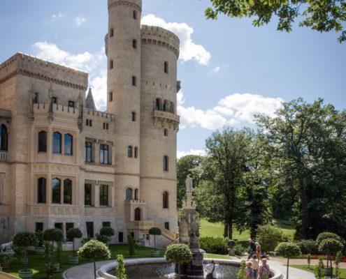 Schloss Babelsberg (c) SPSG, Foto: Wolfgang Pfauder