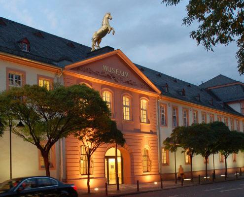 Landemuseum Mainz (c) GDKE