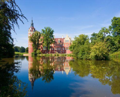 Schloss und Park Bad Muskau © Schlösserland-Sachsen/Dittrich