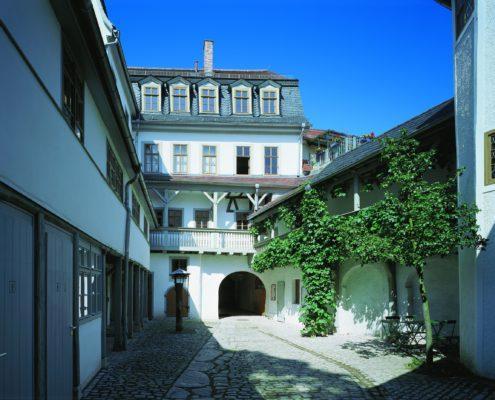 Kirms-Krackow-Haus (c) Stiftung Thüringer Schlösser und Gärten