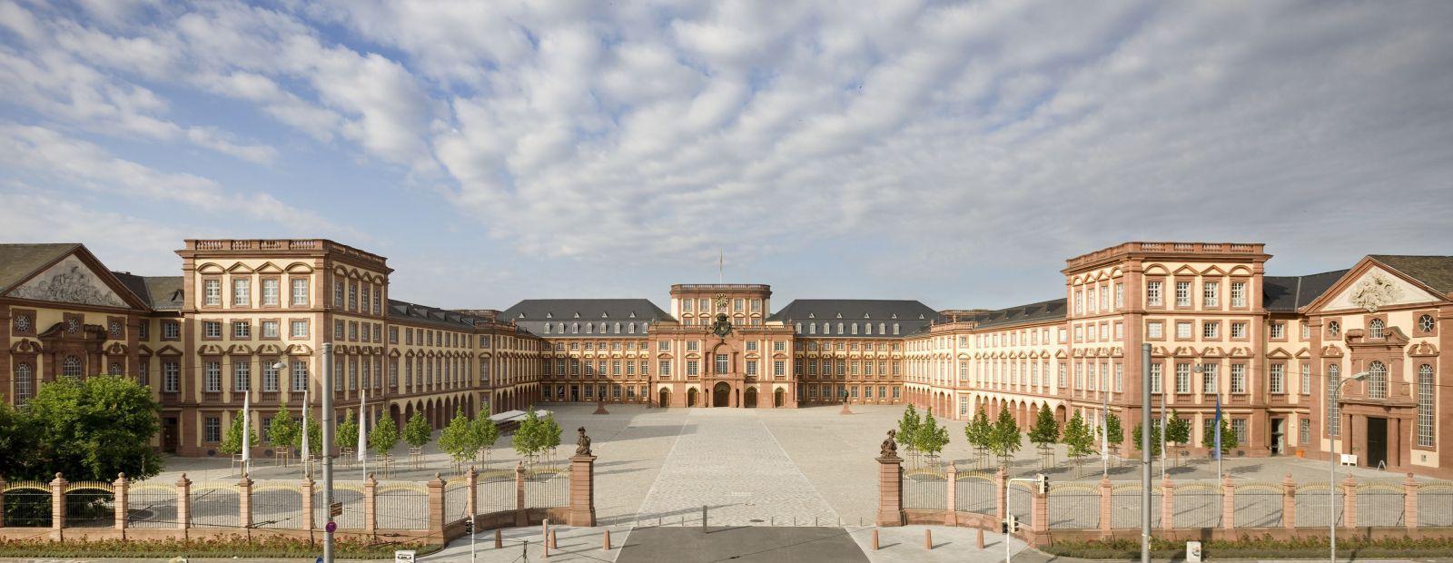 Schloss Mannheim (c) Staatliche Schlösser und Gärten Baden-Württemberg, Foto: Christoph Hermann