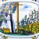 Kachel vom Ofen im Sommerrefektorium von Kloster Salem (c) Staatliche Schlösser und Gärten Baden-Württemberg, Ortsverwaltung Salem