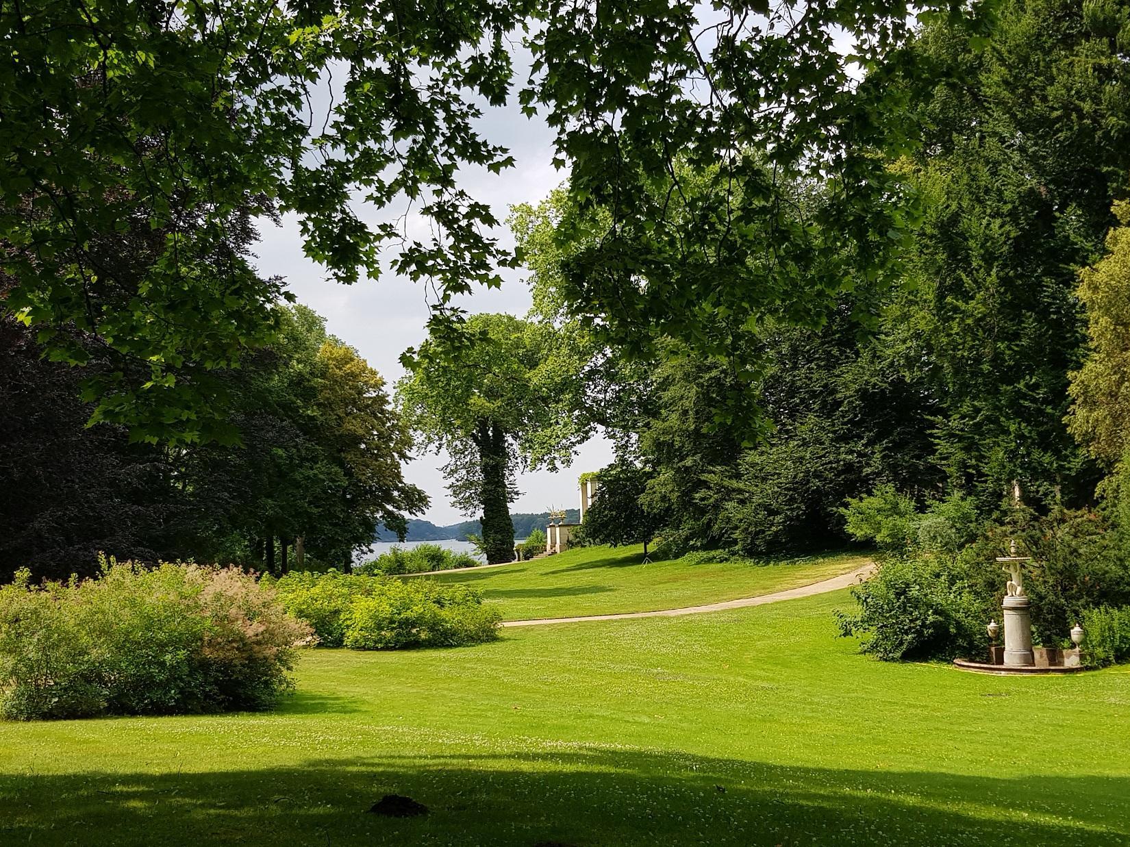 Schlosspark Glienicke, Foto (c) Andrea Hahn | Text & Presse