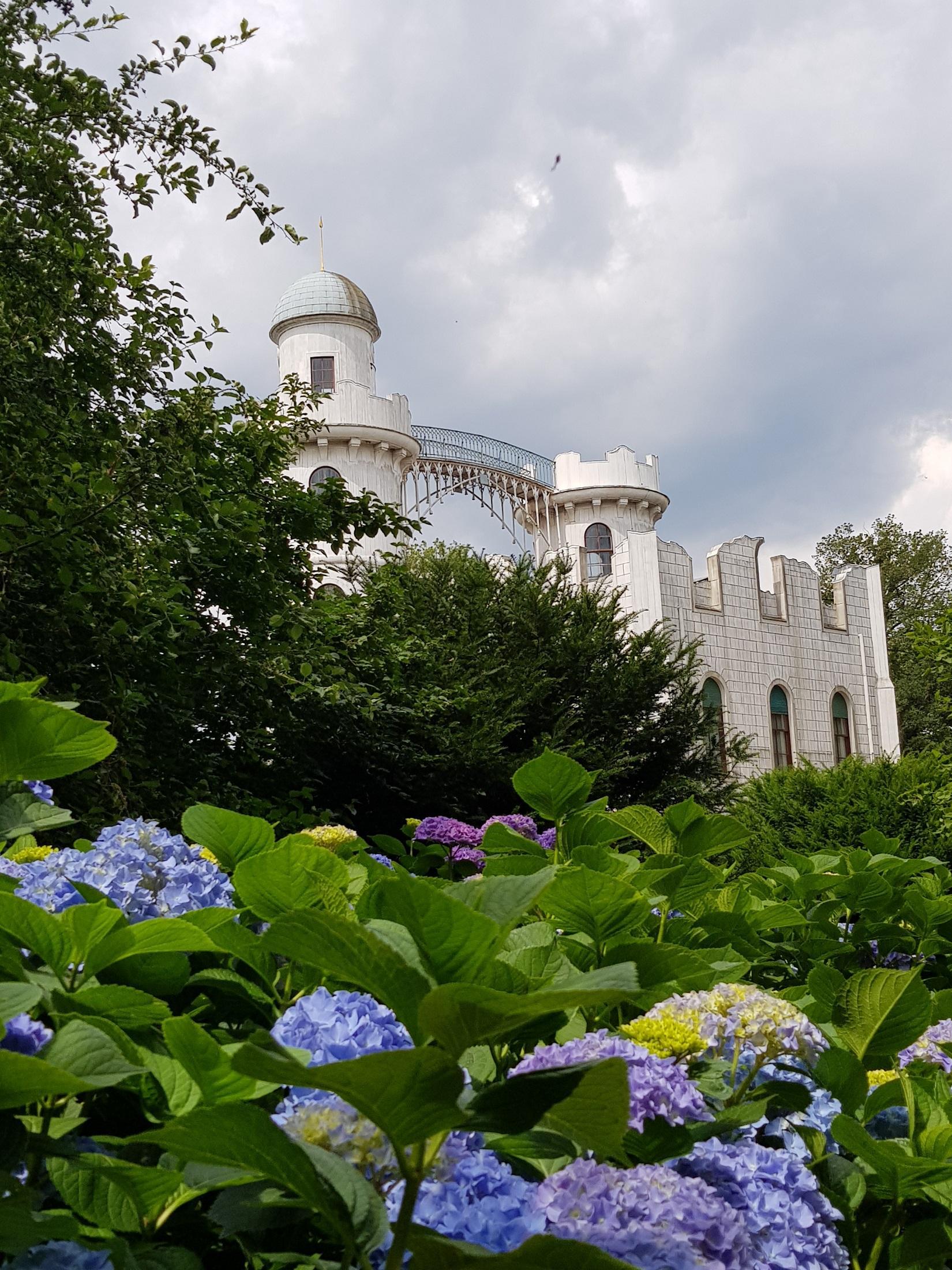 Schloss Pfaueninsel, Foto (c) Andrea Hahn   Text & Presse
