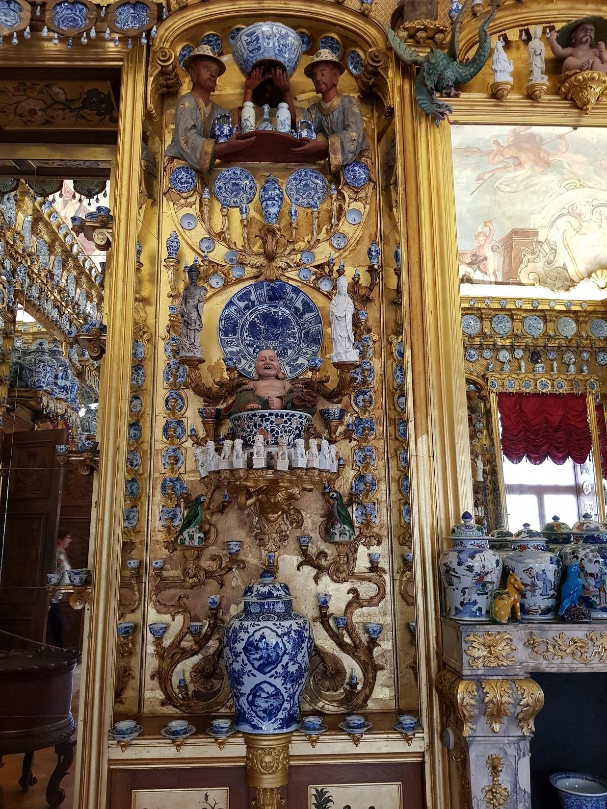 Schloss Charlottenburg, Chinesisches Kabinett, Foto (c) Andrea Hahn | Text & Presse