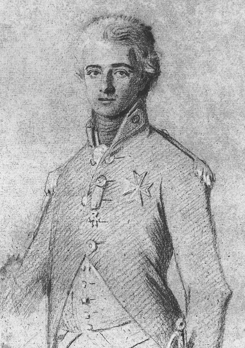 Camillo Marcolini, Künstler: Johann Heinrich Schmidt,1780 (Quelle: Wikipedia,gemeinfrei)