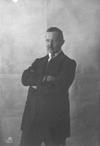 Baurat Oskar Pusch (c) Schlösserland Sachsen