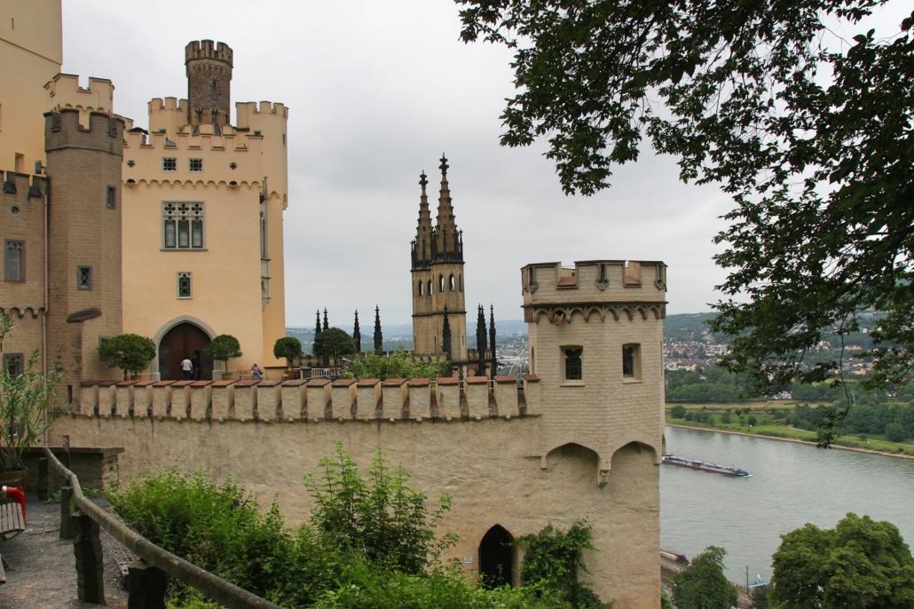 Schloss Stolzenfels am Rhein, (c) Eva Adamek