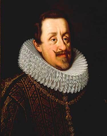 Ferdinand II. (um 1624), Künstler: Justus Sustermans; Quelle: Wikipedia
