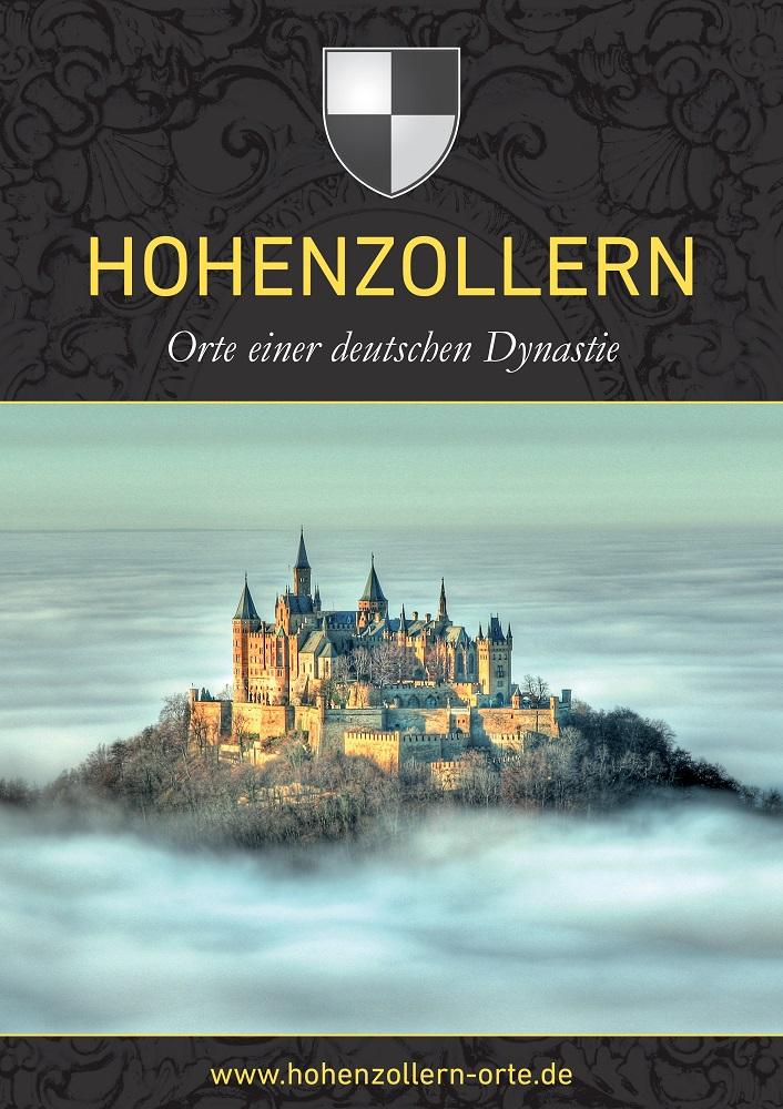 Plakat Hohenzollern-Orte